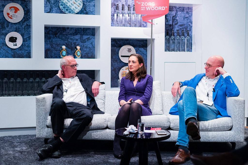 Tafelgast drs. Mischa Anna Selis beschrijft de zorg in 2020