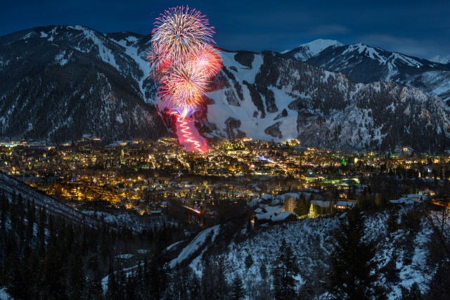 Aspen Internationals fireworks