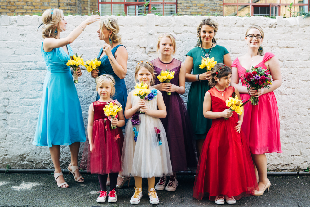 Ailsa & Ben Wedding