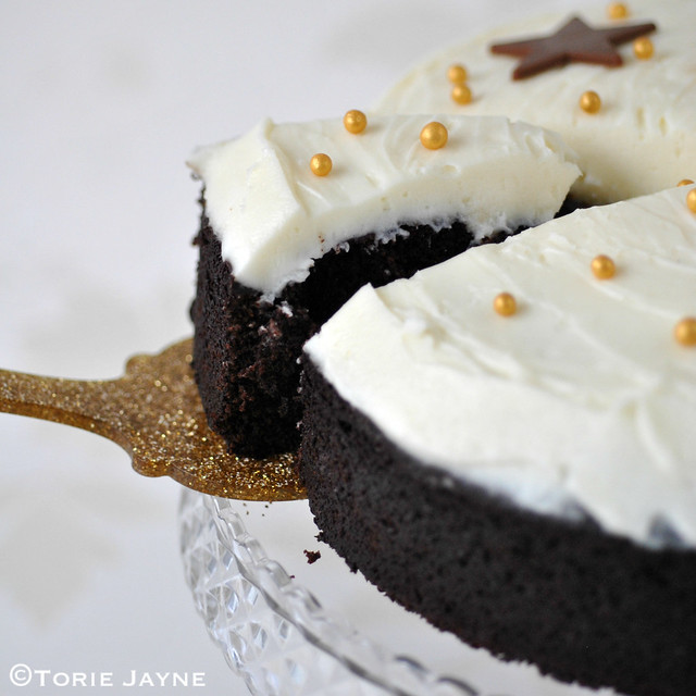 Gluten free mulled wine chocolate cake recipe 3