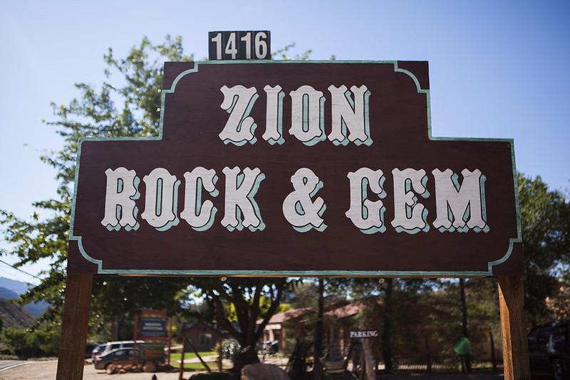 Zion, Road Trip, Hiking - Utah