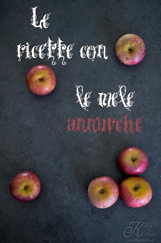 le ricette con le mele annurche