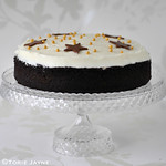 Gluten free mulled wine chocolate cake recipe