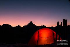 Freier Blick auf einen der markantesten Berge im Allgäu.