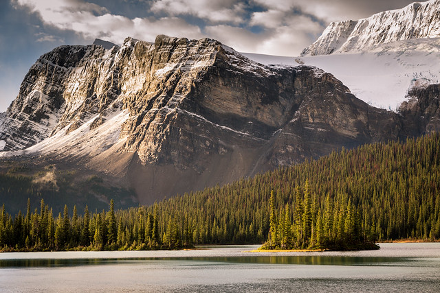 Mount Crowfoot