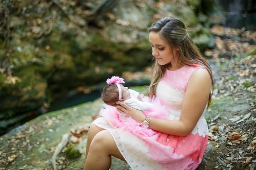 Olivia & Baby Penelope