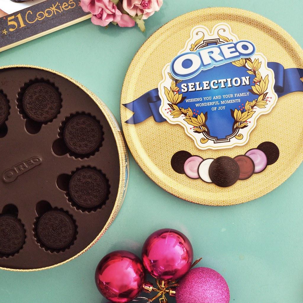 Oreo Toblerone And Cadbury Limited Christmas Edition