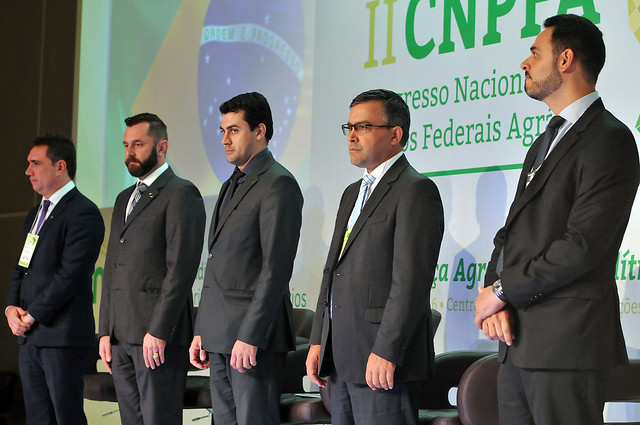 II CNPFA - 28/11/2016 - Solenidade de Abertura