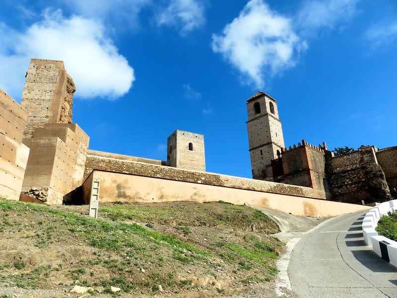 Álora - Castillo Árabe