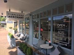 Highlands Merchant coffee shop