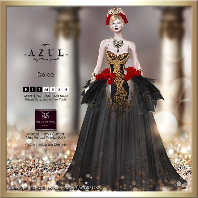 (IMAGE) Dolce (c)-AZUL-byMamiJewell