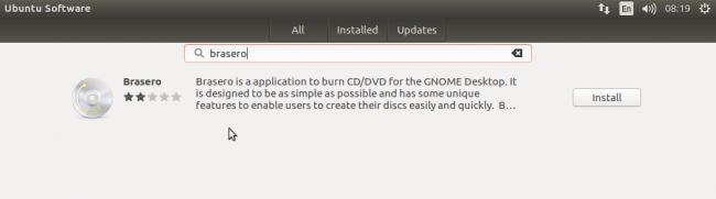 Tạo file ISO từ đĩa gốc trên Mac X