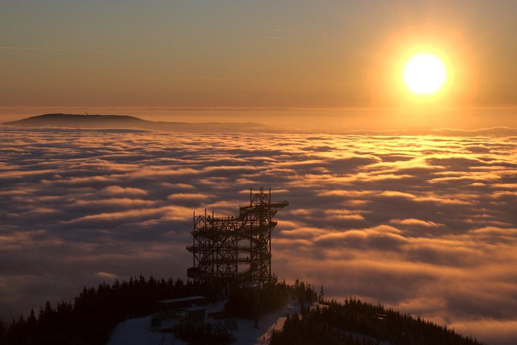 Dolní Morava, Stezka v oblacích