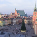 Warsaw, Poland - Zamkowy Place by GlobeTrotter 2000