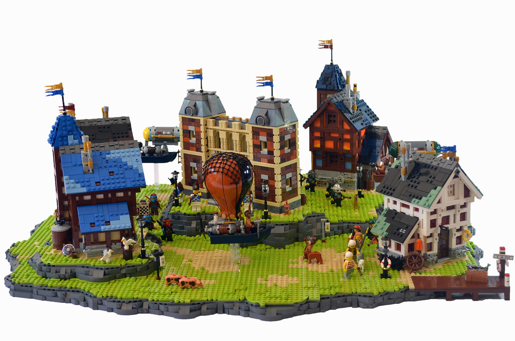 Steam Village