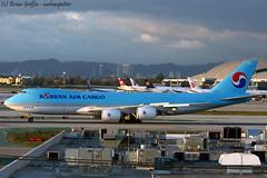 HL7639 | Korean Air Lines | Boeing 747-8B5F | KLAX | 20170226