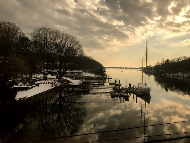 Massachusetts reflections