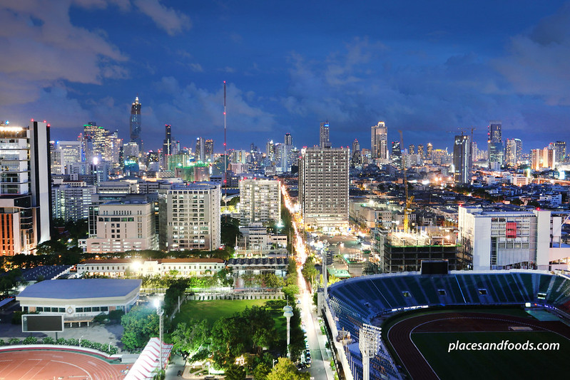 siam siam rooftop view stadium