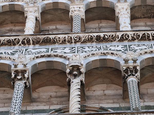 colonnade san michele
