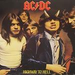 "AC/DC HIGHWAY TO HELL ATLANTIC 12"" Vinyl LP"