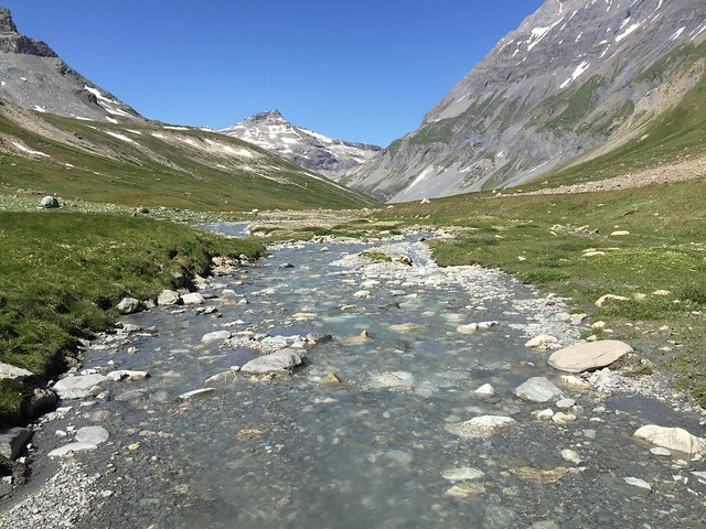 GR5 vallon de la Leisse