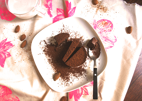 Tartelettes explosives au chocolat 1