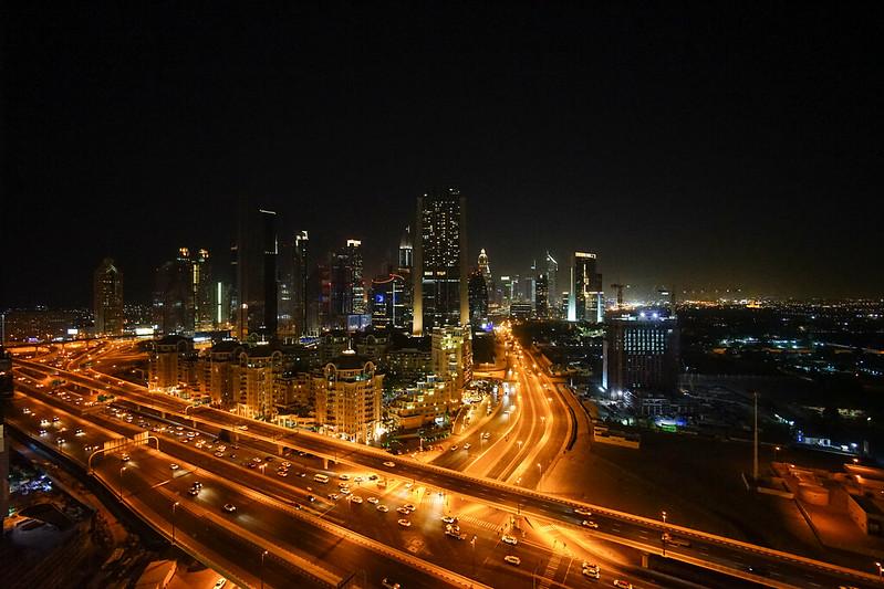 Dubai Glows