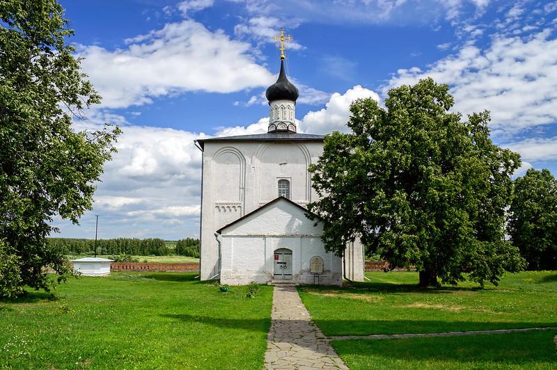 Church of Boris and Gleb, Kideksha, Suzdal region, Vladimir Oblast, Russia