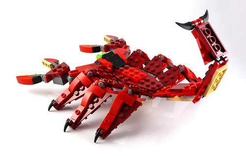 LEGO Creator 31032 Red Creatures 16