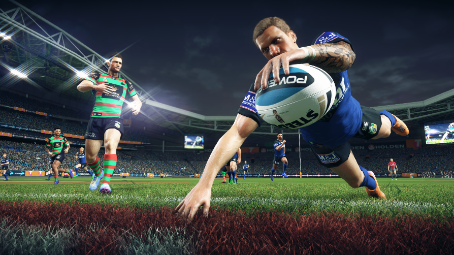 About rugby league live 3 out today on ps4 playstation blog europe