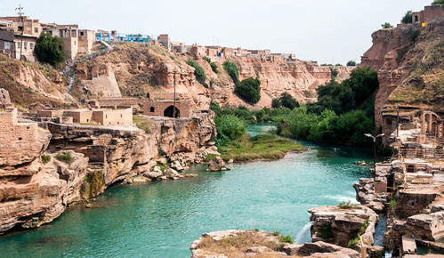 landscape iran khuzestanprovince
