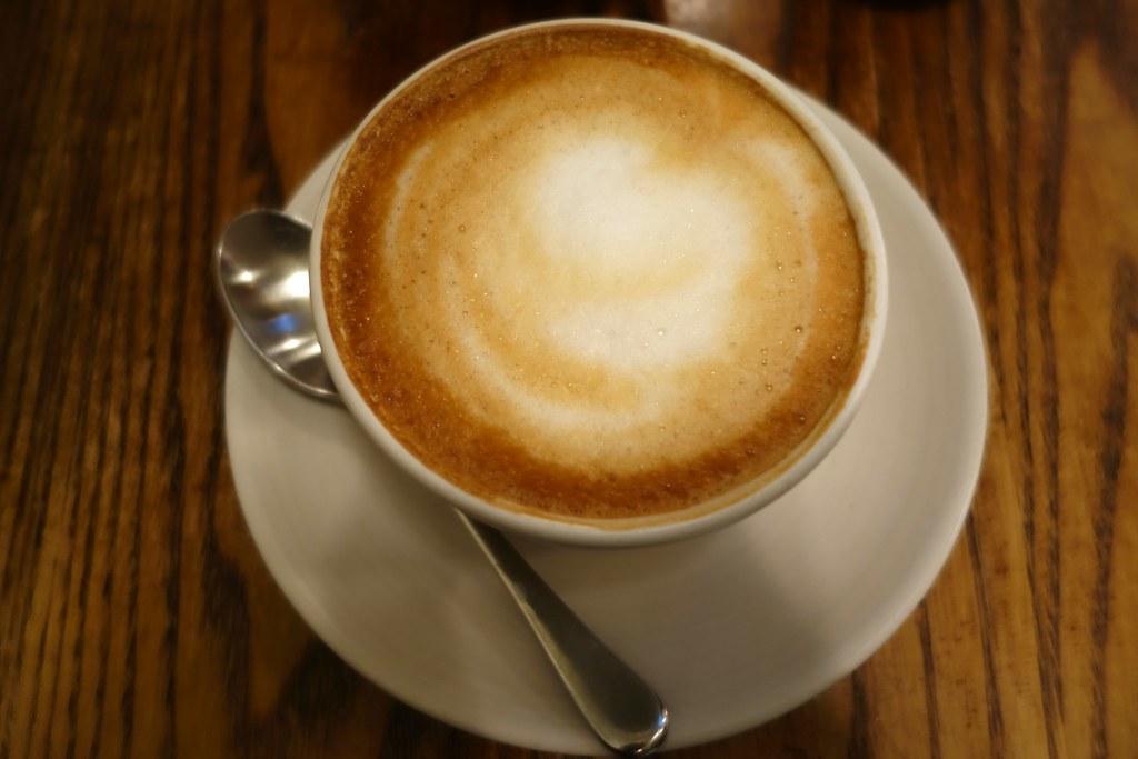 Latte, Ceviche, Soho, Frith Street