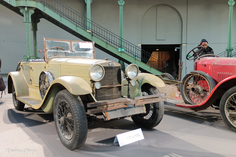 [75][04 au 08/02/2015] 40ème Salon Retromobile - Page 17 21210569692_d441a44e07_c