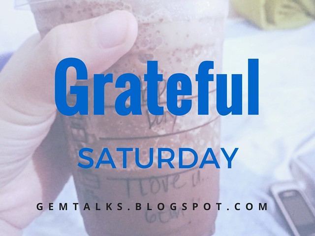 GRATEFUL SATURDAY