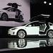 @TeslaMotors Model X VIN0002 as launched by @ElonMusk by jurvetson