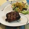 Grilled Pork Chop and Salad #porkchops #pork #salad