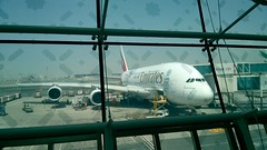 dubai airport and plane shots september 2015