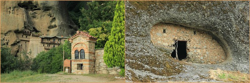 Cave Houses, Meteora