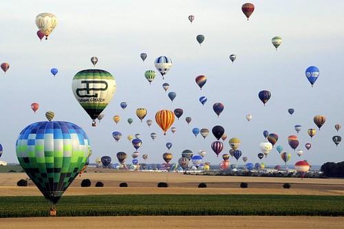 matera balloon festival