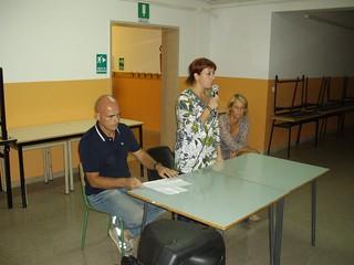 Casamassima- teppisti alla Bruno Ciari-Il Sindaco Cessa, la Dirigente Brucoli e la responsabile UTC Sorricaro