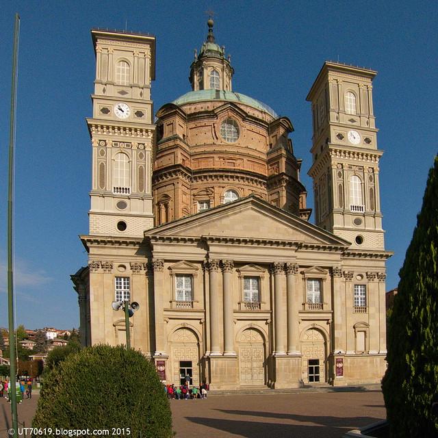 Wallfahrtskirche Santuario de Vicoforte