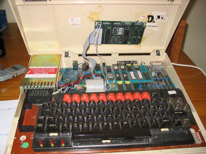BBC Micro insides