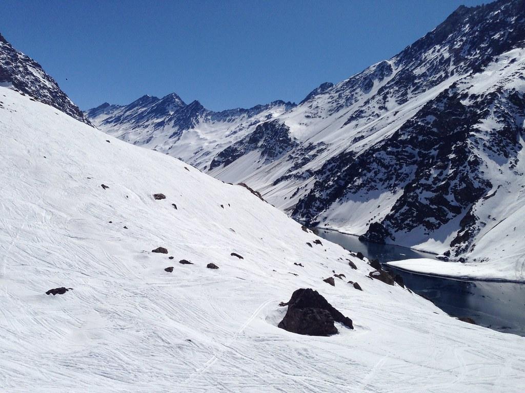 Primavera ski trail