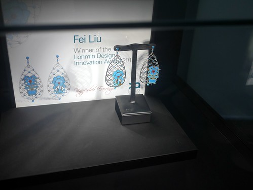 Fei Liu Exhibition - School of Jewellery - 5