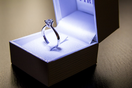 Diamond ring by Daniel Mihai