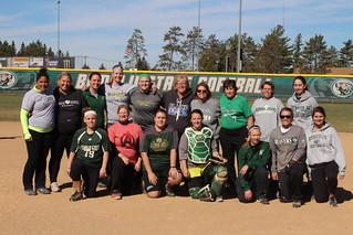 2015 BSU Softball Alumni Game