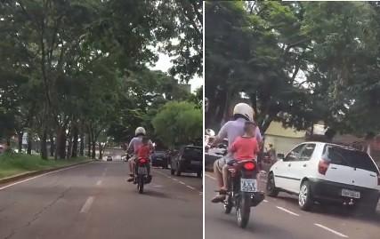 sem capacete