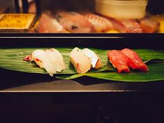 Sushi, Round 1