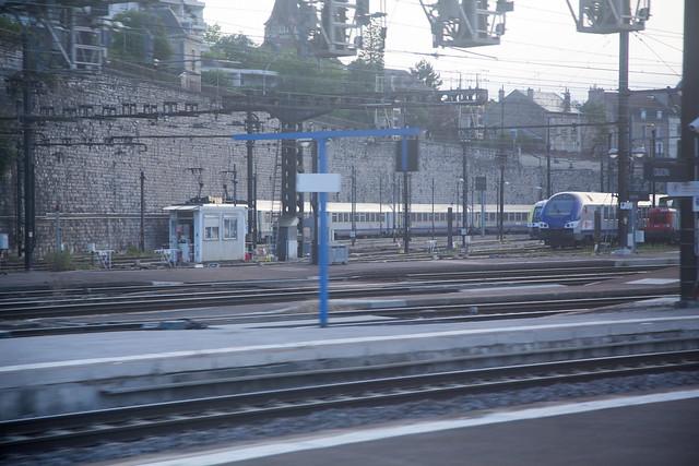 thello Milano to Paris