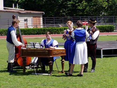 2005 - Návštěva Moravy